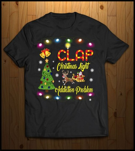 CLAP (Christmas Light Addiction Problem)