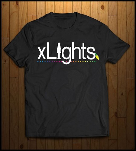 XLights Original Logo T-Shirt