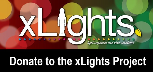 xLights Donations