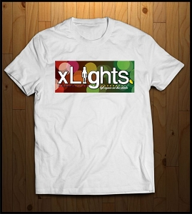 XLights Circle Logo T-Shirt
